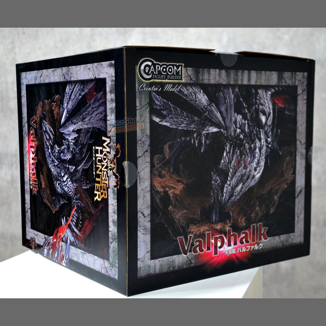 ++ Capcom Figure ++ Monster Hunter X: Tensuiryu Valphalk ราคา 3990.-