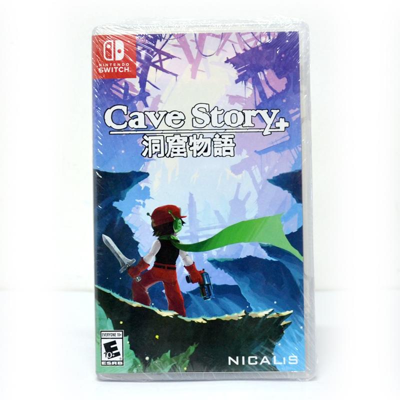 Nintendo Switch™ Cave Story+ Zone US / English@990.-