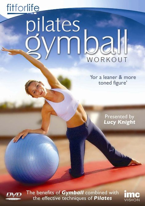 Pilates Gymball Workout with Lucy Knight