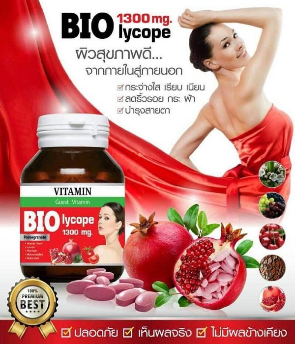 Bio Iycope 1300 mg