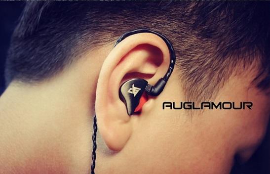 Auglamour AG-R8 สีเงินด้าน