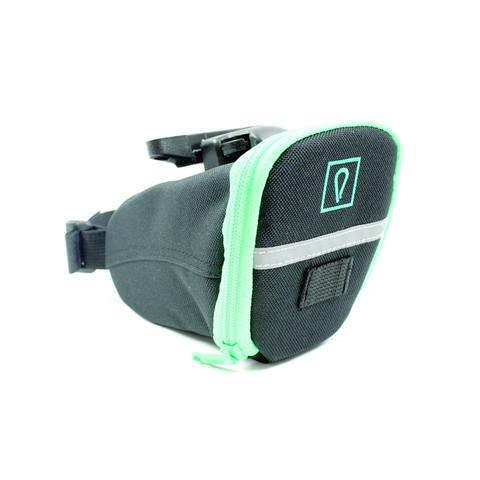 vincita กระเป๋าใต้อานเอเลียนคลิป VIN ไซส์เล็กสีเขียว-ดำ
