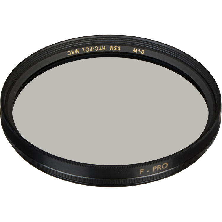 B+W 95 mm F-PRO Kaesemann HTC CPL High Transmission Circular Polarizer MRC Filter