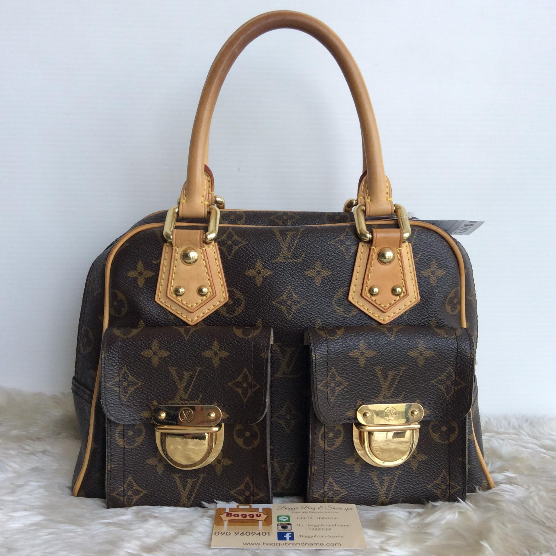 (SOLDOUT)LOUIS VUITTON Monogram Manhattan PM