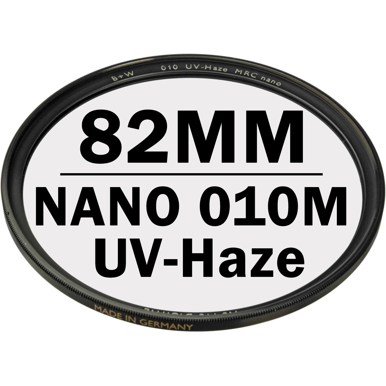 B+W 82 mm XS PRO UV Haze 010M MRC NANO Digital Filter
