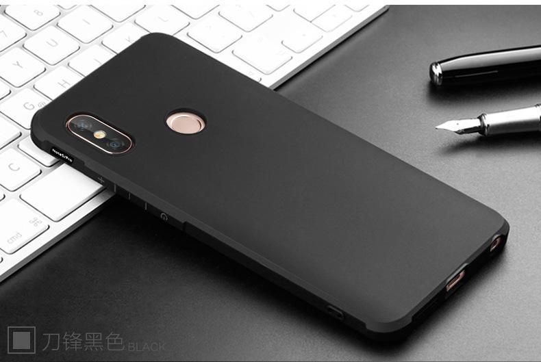 เคส Xiaomi Redmi Note 5 / Redmi Note 5 Pro Simple TPU