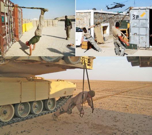 สามารถนำไปใช้ฝึกกับหน่วยงานทหารได้