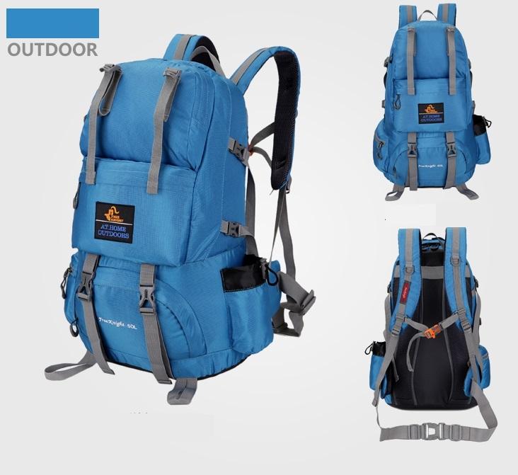 กระเป๋าเป้ ฺBackpack Mountaineering Hiking 2nd Ver. 50ลิตร