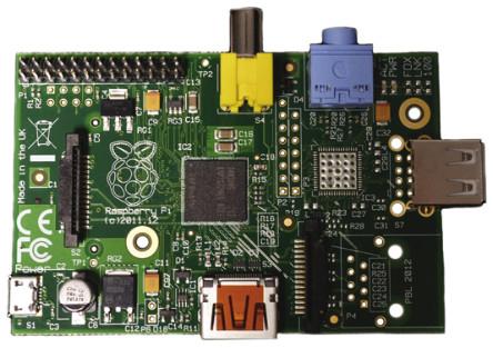 Raspberry Pi Type A