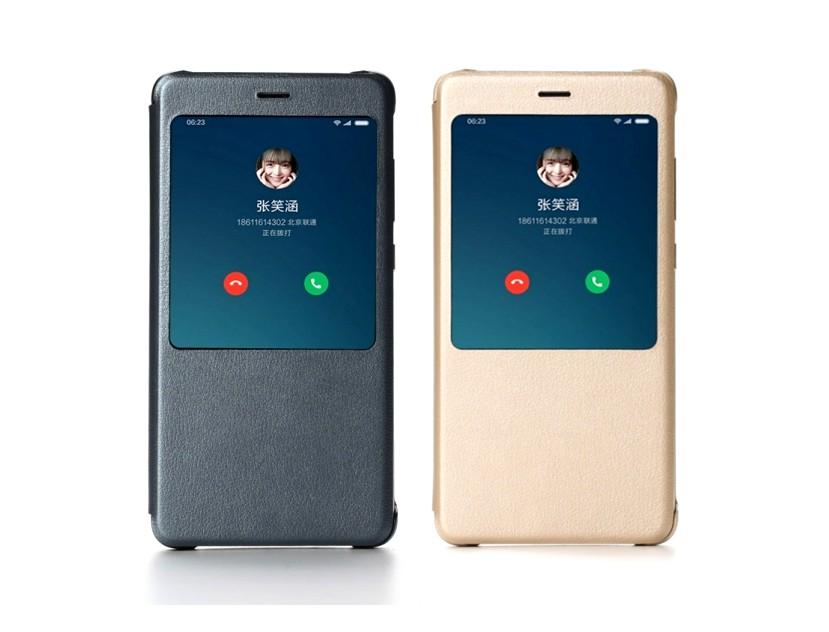 เคส Original Xiaomi Redmi Note 4X Smart Display Flip Case