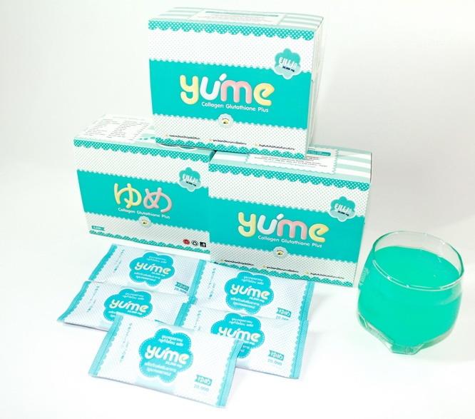 Yume Collagen ยูเมะ คอลลาเจน