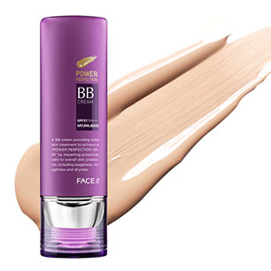 The Face Shop Power Perfection BB Cream SPF37/PA++ 40g [ No.2:ผิวธรรมดา ]