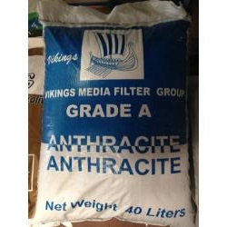ANTHRACITE (40 ลิตร/กระสอบ)
