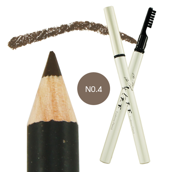 The Choute by Witchs Pouch Eyebrow Pencil # No.4