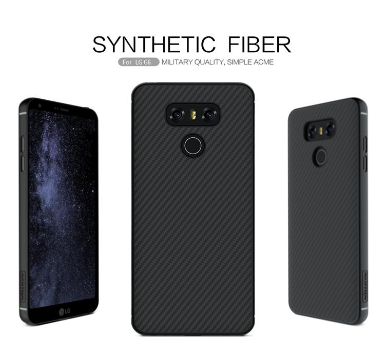 เคสมือถือ LG G6 รุ่น Synthetic Fiber