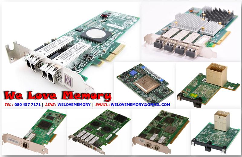 405920-001 [ขาย จำหน่าย ราคา] HP 4GB DP FC QLE2462 HBA Host Bus Adapter