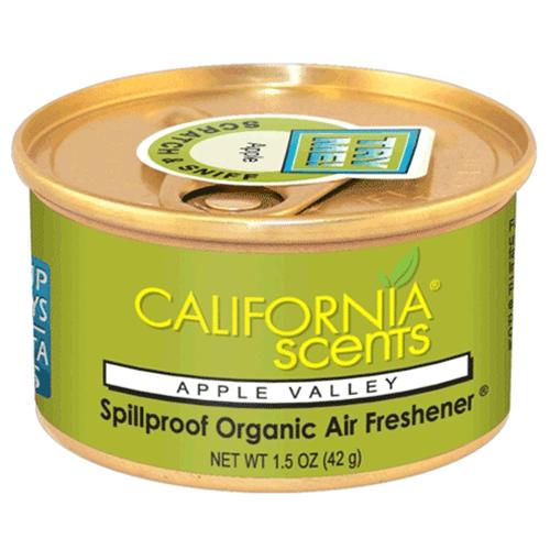 น้ำหอม California Scents กลิ่น apple valley แบบกระป๋อง ขนาด 42 กรัม