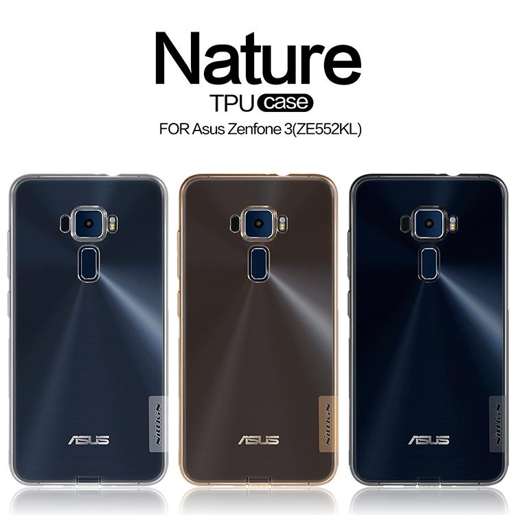 เคสมือถือ Zenfone 3 (ZE552KL) รุ่น Premium TPU case