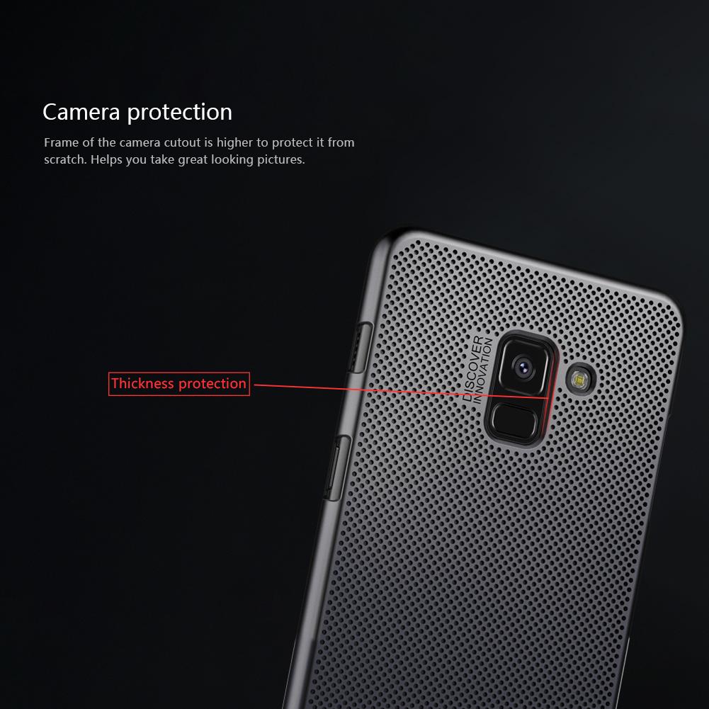 เคสมือถือ Samsung Galaxy A8+ (2018) รุ่น Air Case