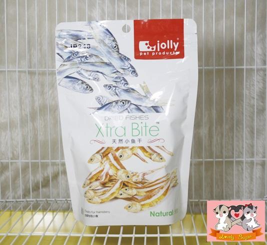 jolly ปลาอบแห้ง