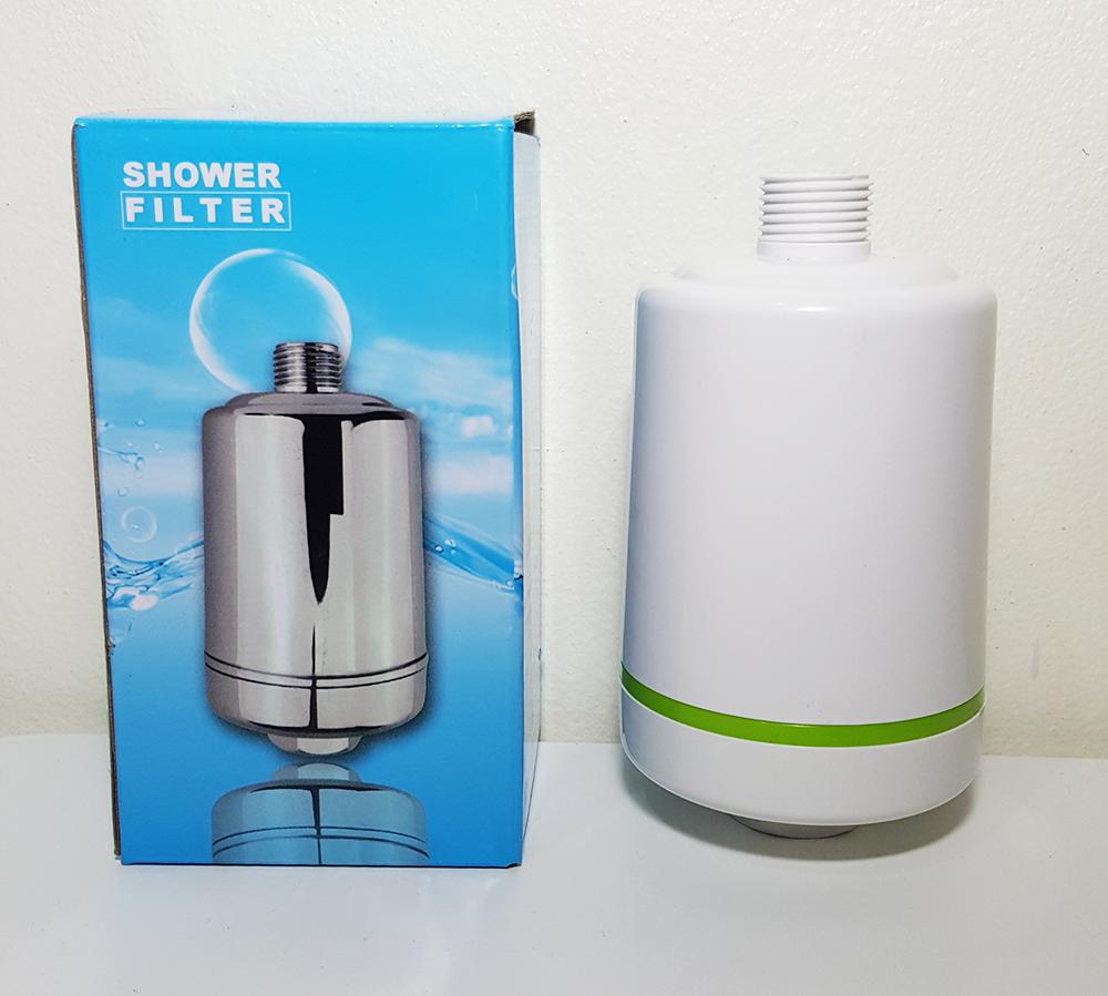 ตัวกรองต่อฝักบัว Shower Filter
