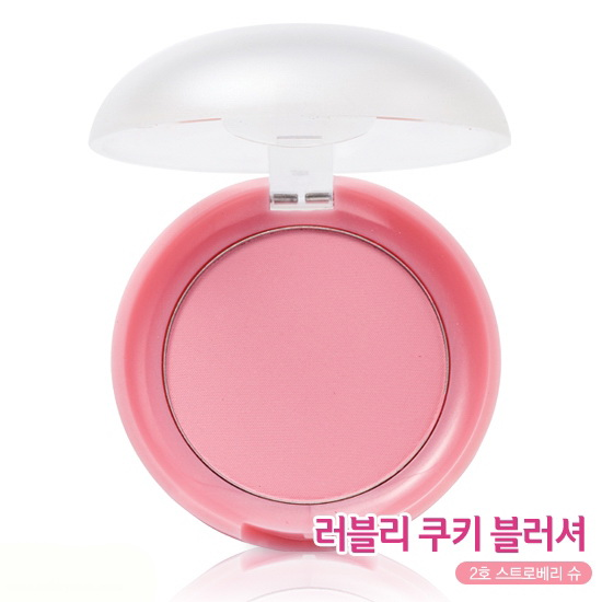 Etude House NEW Lovely Cookie Blusher 8.5g [ No.2 ]