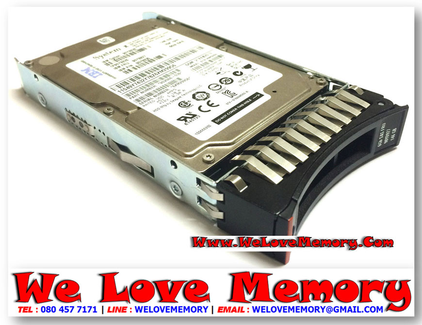 "IBM 42D0633 42D0636 42D0632 146GB 10K 6GBP//s 2.5/"" SAS HARD DRIVE W//TRAY"