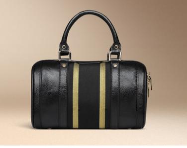 กระเป๋าหนังวัวแท้ speedy black