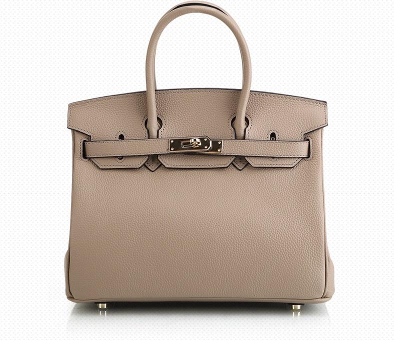 กระเป๋าหนังแท้ Birkin Size 30