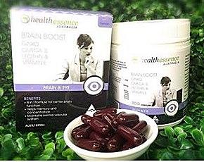 Health Essence Brain Boost 4 in 1 วิตามินบำรุงสมอง 4 in 1 จากประเทศออสเตรเลีย