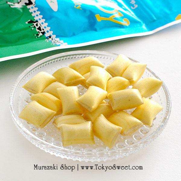 พร้อมส่ง ** Ishiya CAMDY butter Candy ลูกอมเนยอบ ลูกอมหอมกลิ่นนมเนยแต่มีความกรุบกรอบ เคี้ยวเพลิน ลูกอมแปลกใหม่จากฮอกไกโด บริษัทผู้ผลิตเดียวกับ Shiroi Koibito คุกกี้ชื่อดังของฮอกไกโด บรรจุ 80 กรัม