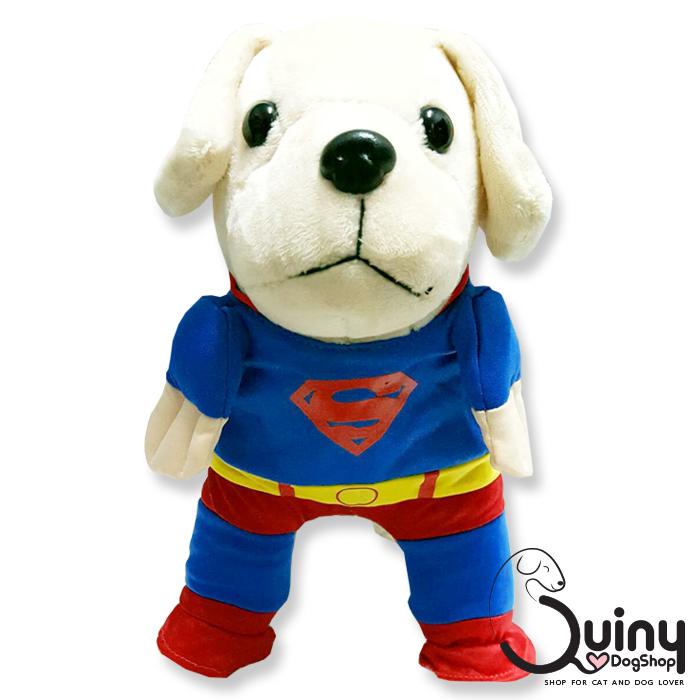 ชุดสุนัข ซูปเปอร์แมน