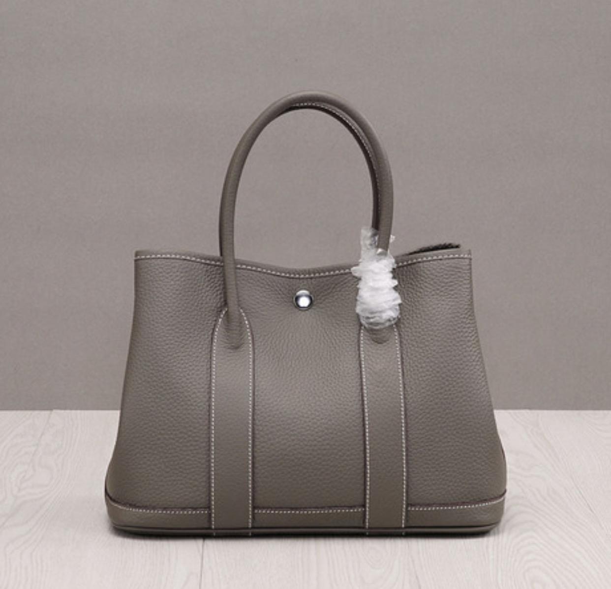 กระเป๋าหนัง Garden size25