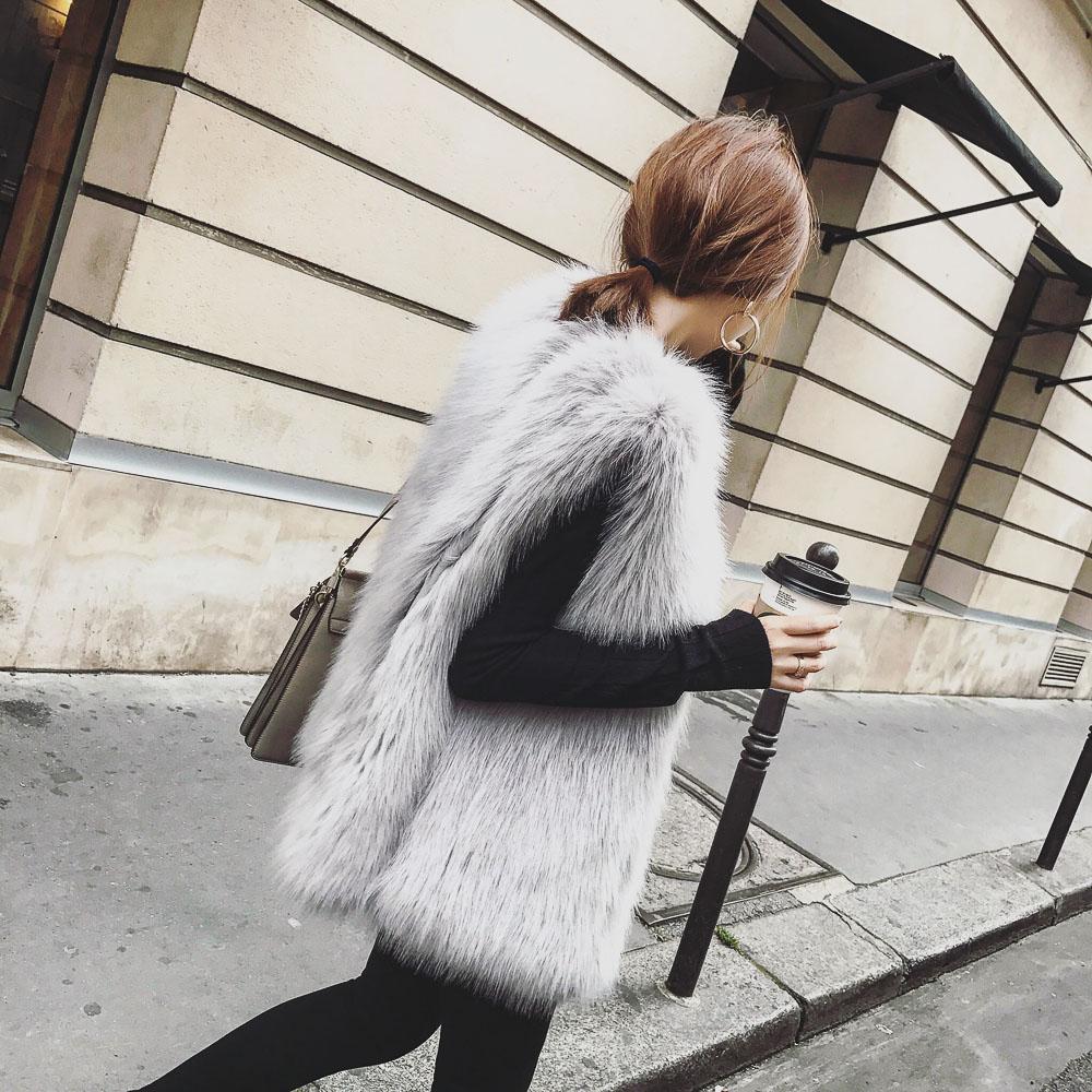 PRE The New Winter Fur Vest