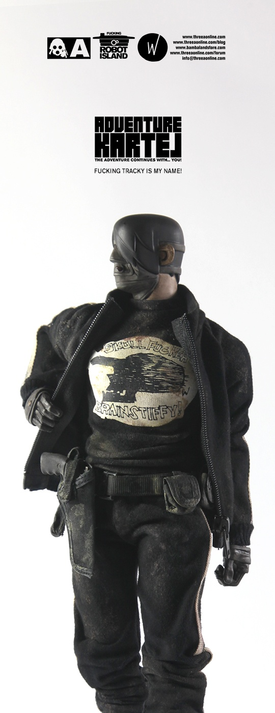 ThreeA Fucking Tracky Bleak