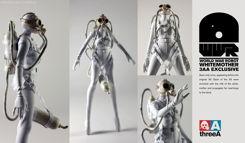 ThreeA WWR Supreme NOM 33 White mother
