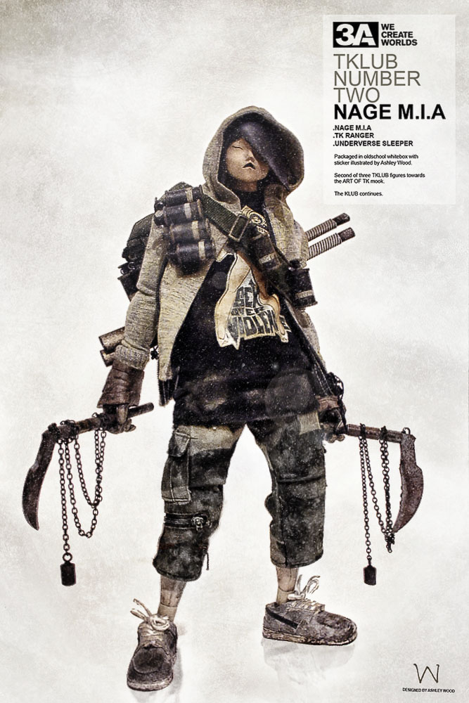 ThreeA Tomorrow King - TKLUB 2 NAGE TK