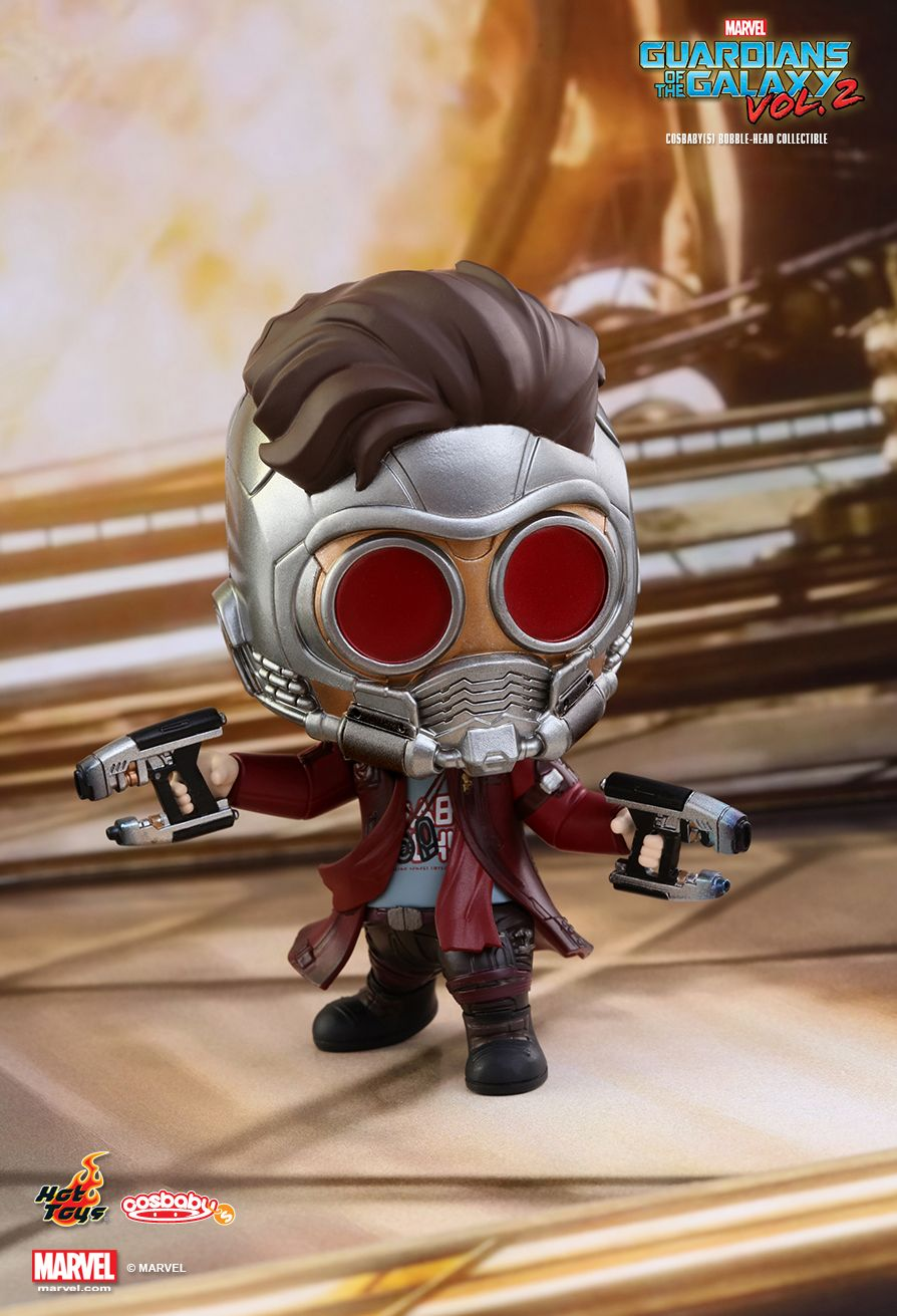 Hot Toys COSB354 GUARDIANS OF THE GALAXY VOL. 2 - STAR-LORD