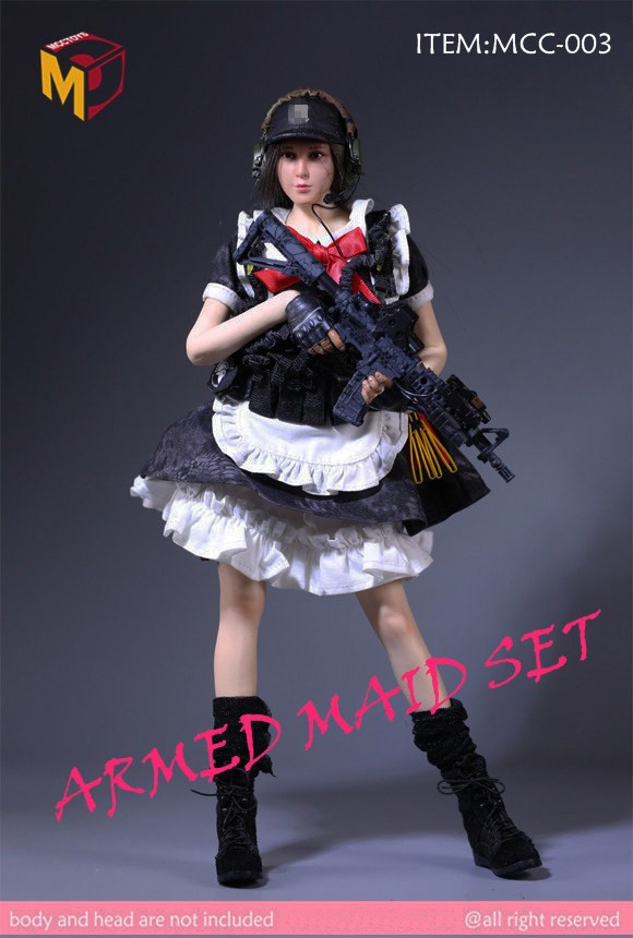 MCCTOYS MCC-003 Armed Maid set