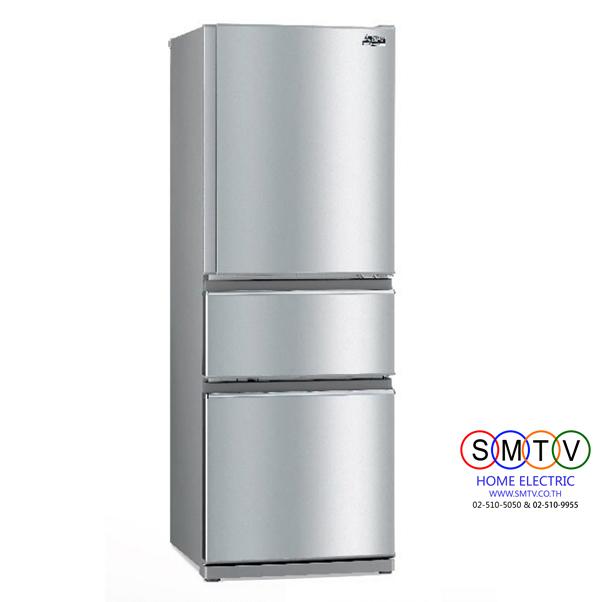 ตู้เย็น Smart Freeze 3 ประตู 12.6 คิว MITSUBISHI รุ่น MR-CX42EK-ST