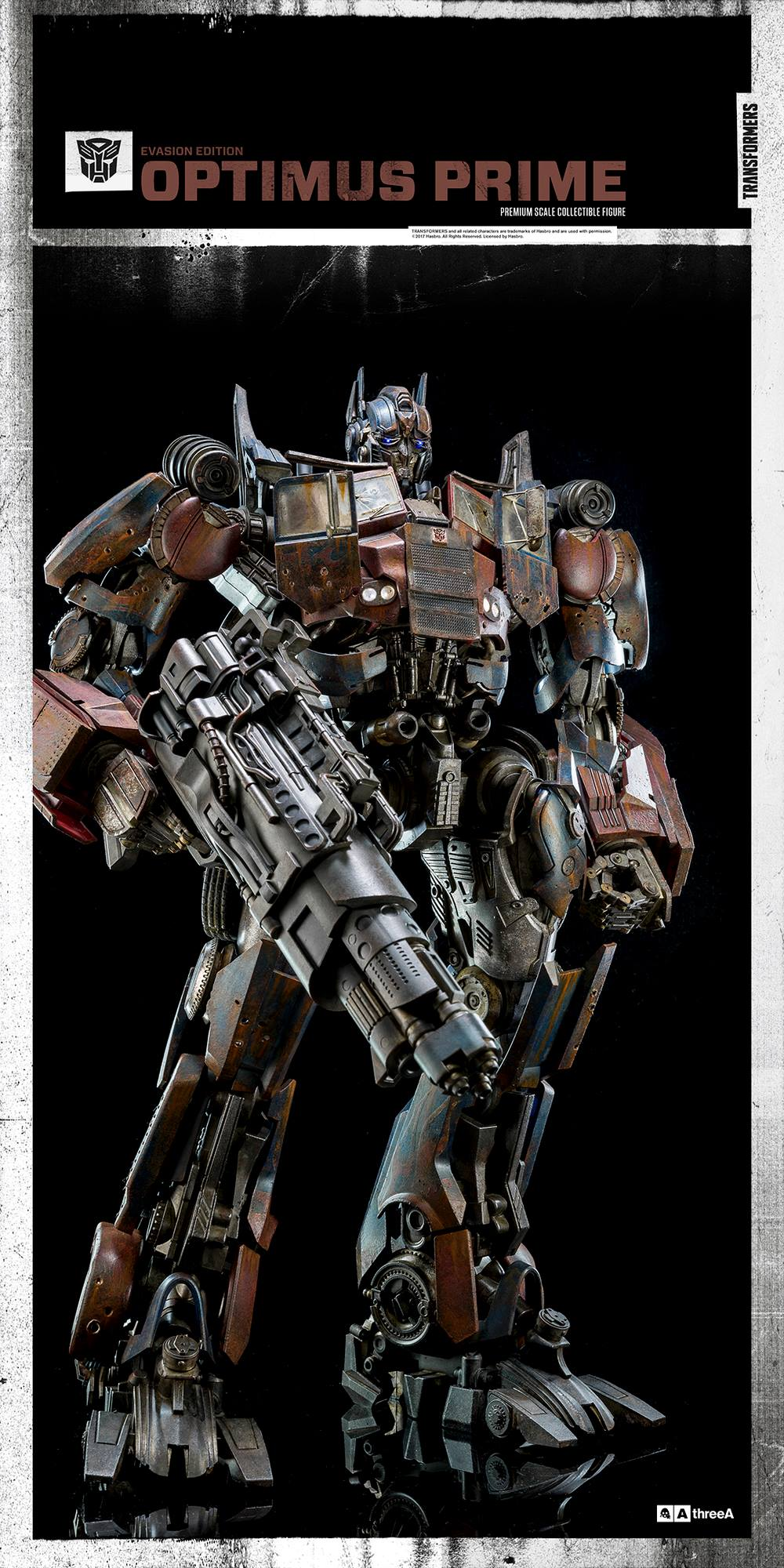 ThreeA Optimus Prime - Evasion (Exclusive Version)
