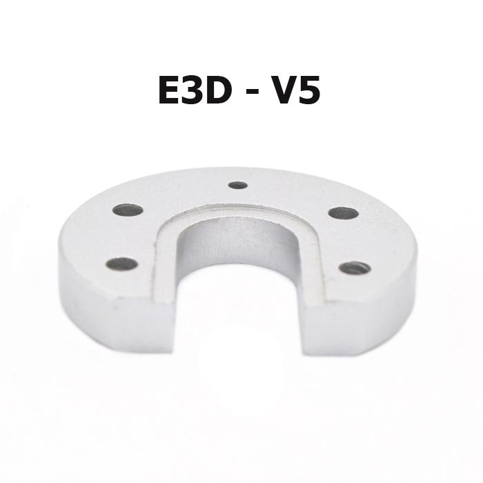 V5 Hotend Round Hotend fixed aluminum plate
