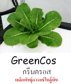 กรีนคอส Green Cos