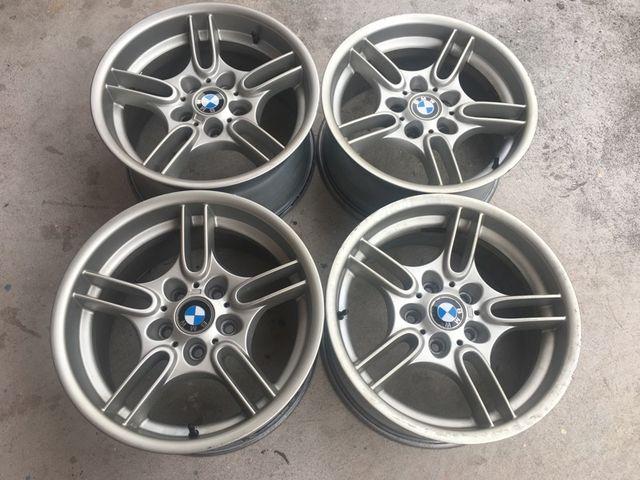 """ล้อแม็ก BMW 5 Series E39 17"""" Inch M Sport Style 66"""