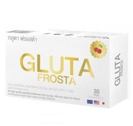 Gluta Frosta กลูต้า ฟรอสต้า 30 แคปซูล