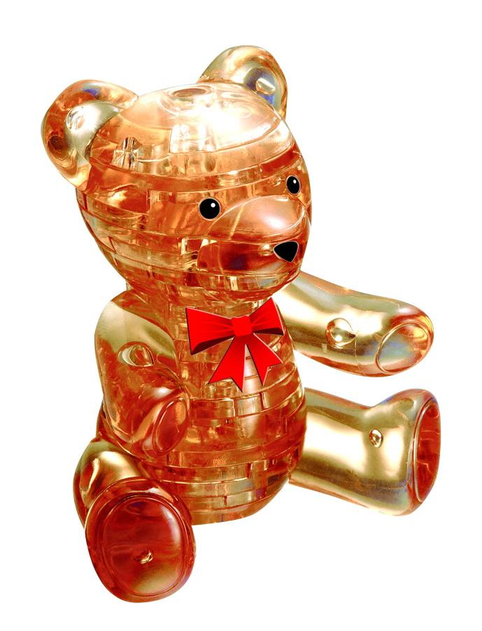 Brown Teddy Bear v