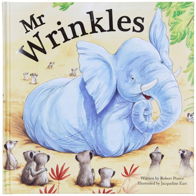 Padded Books : Mr Wrinkles (Robert Pearce)