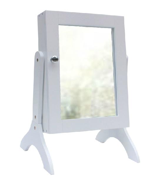 ตู้กระจกใส่เครื่องประดับขนาดเล็ก