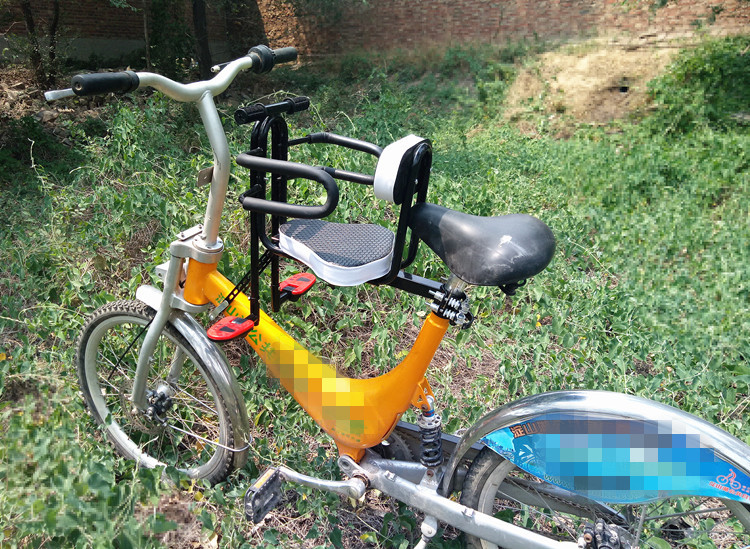 ที่นั่งเด็กติดจักรยานด้านหน้า bike seat