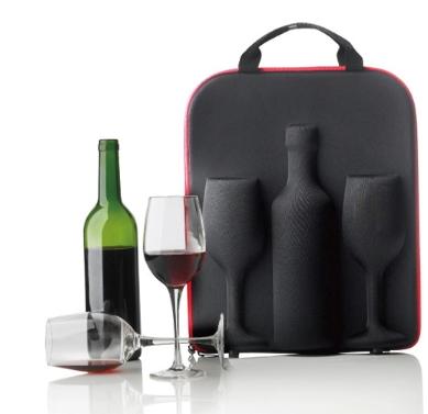 กล่องใส่ขวดไวน์ LOGO